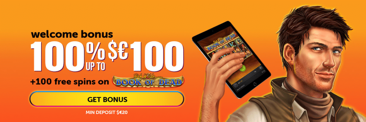 Wild Slots Book of Dead Free Spins