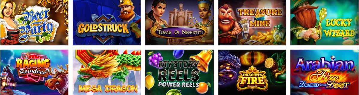 Wild Slots Casino Video Slots