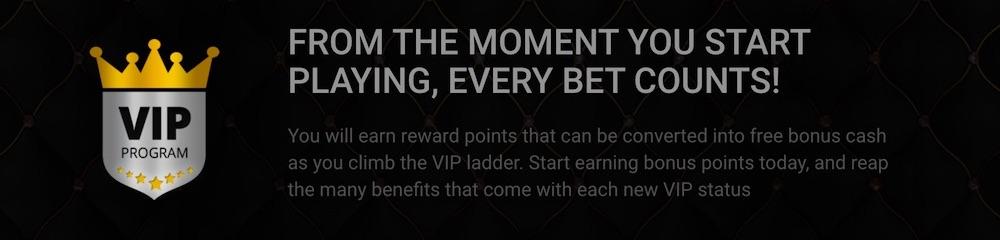 Wild Slots Loyalty VIP