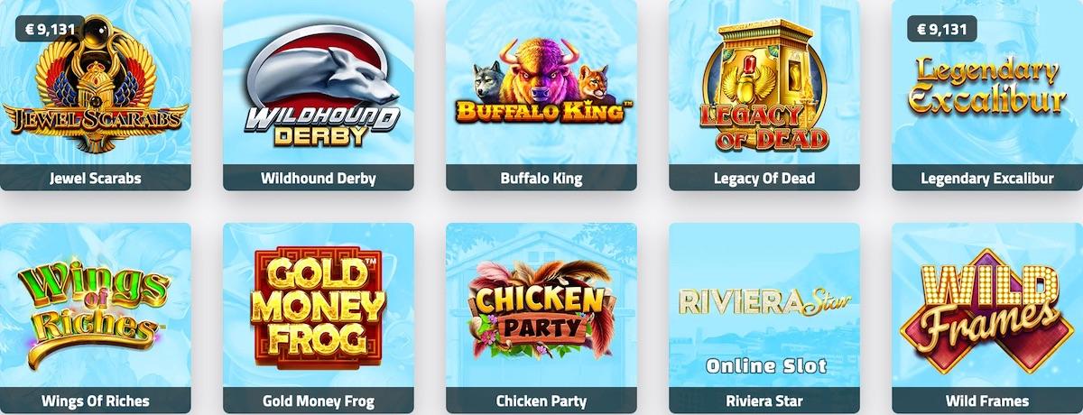 Casino Jefe Games