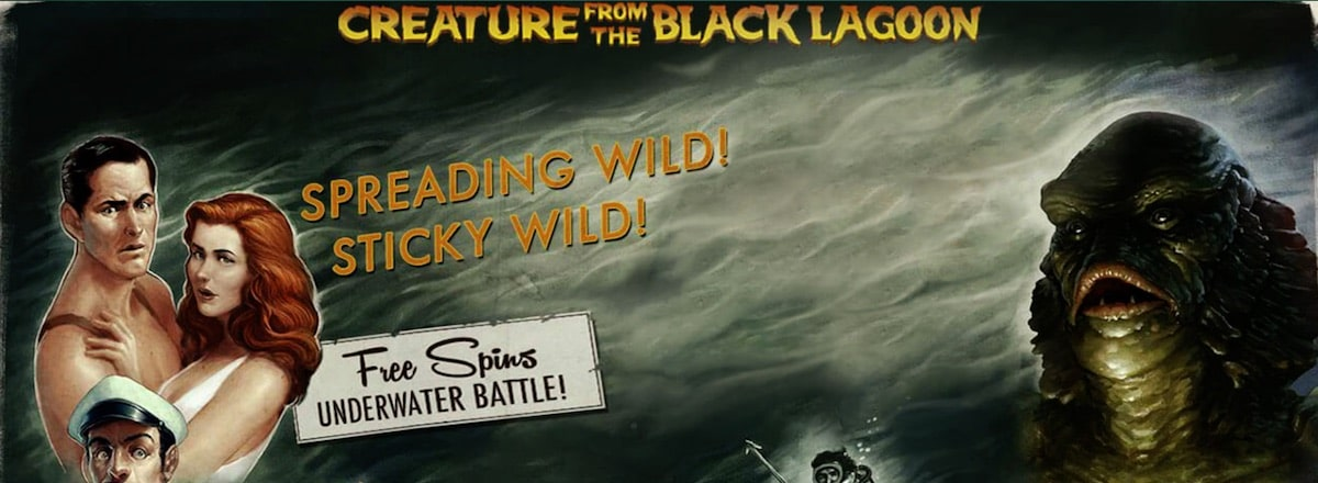 Creature from the Black Lagoon Free Play
