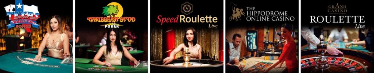Drück Glück Casino Live Games