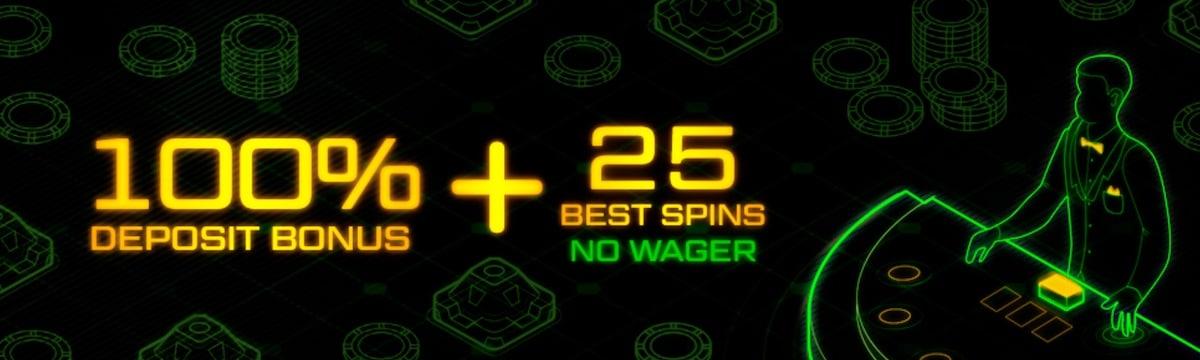 Futiriti Casino Free Spins