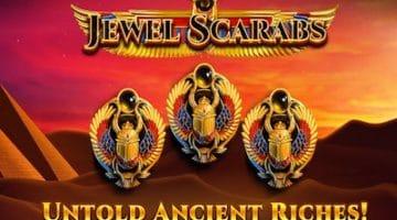 Jewel Scarab Online Slot