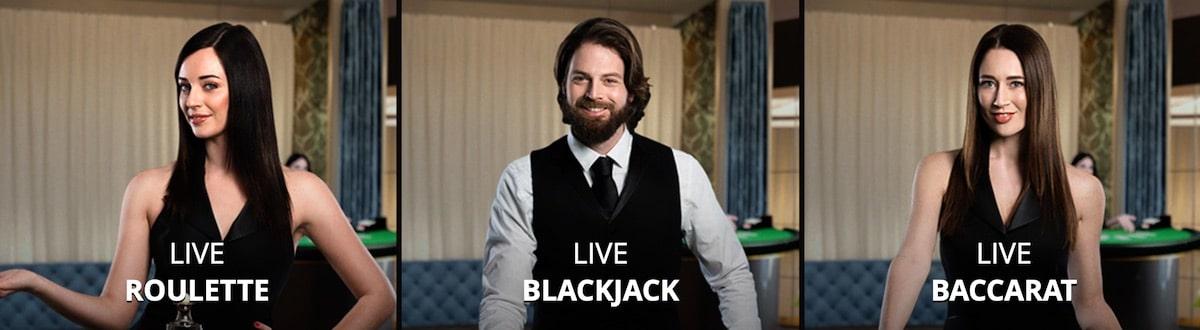 One Casino Live Dealer