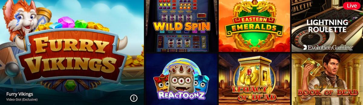 One Casino Slots
