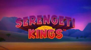 Serengeti Kings Netent Slot