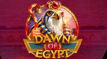 Dawn of Egypt Online Slot