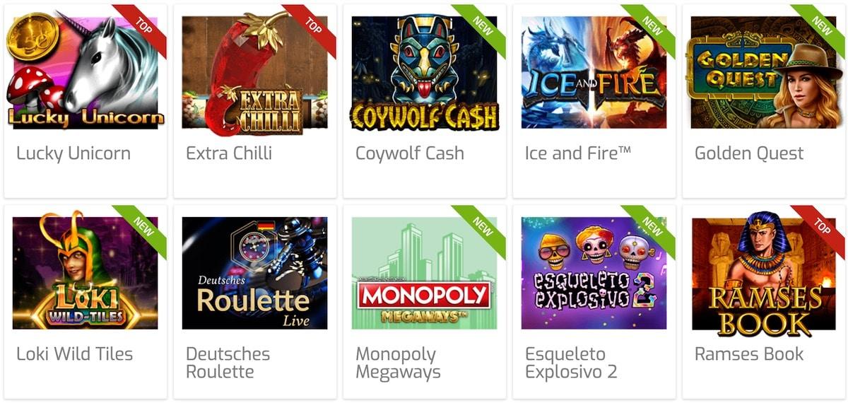Lapalingo Online Casino Slots
