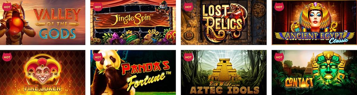 Maneki Casino Online Slots