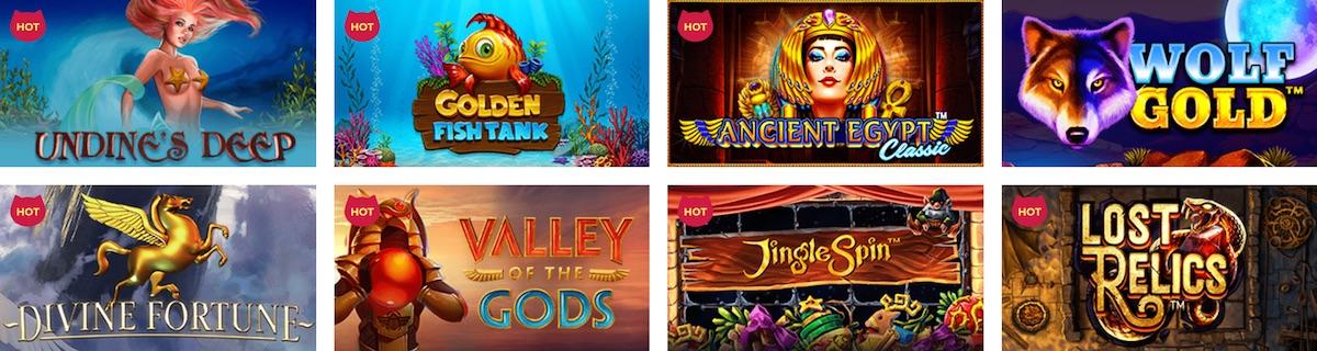 Maneki Casino Slots
