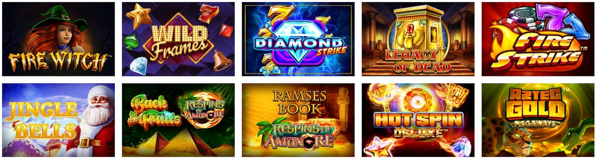 Next Casino Slots