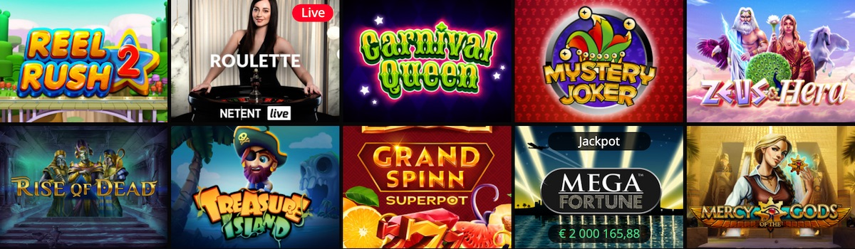 One Casino Online Slots